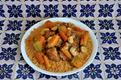 Popular Menu Item Couscous with Chicken and Vegetables